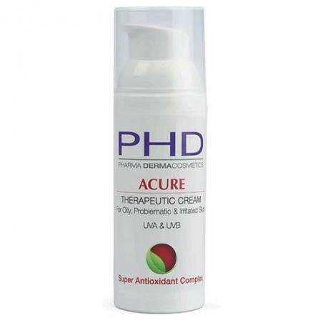 PHD Acure Therapeutic Cream UVA&UVB