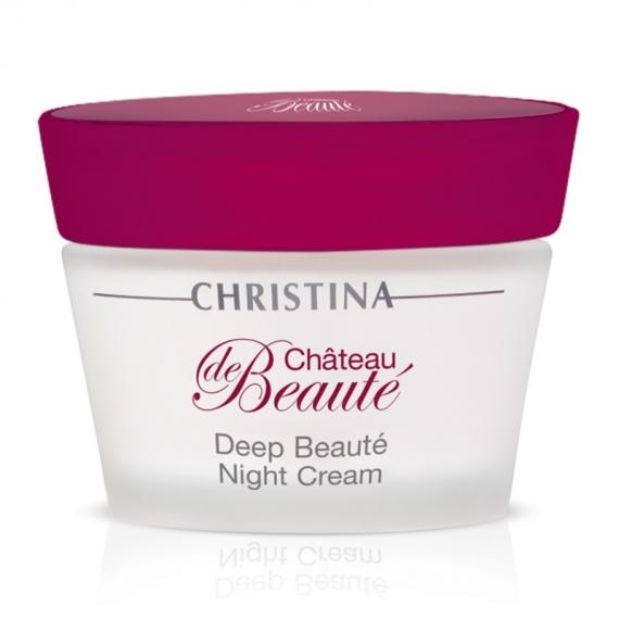 Chateau Deep Beaute Night Cream