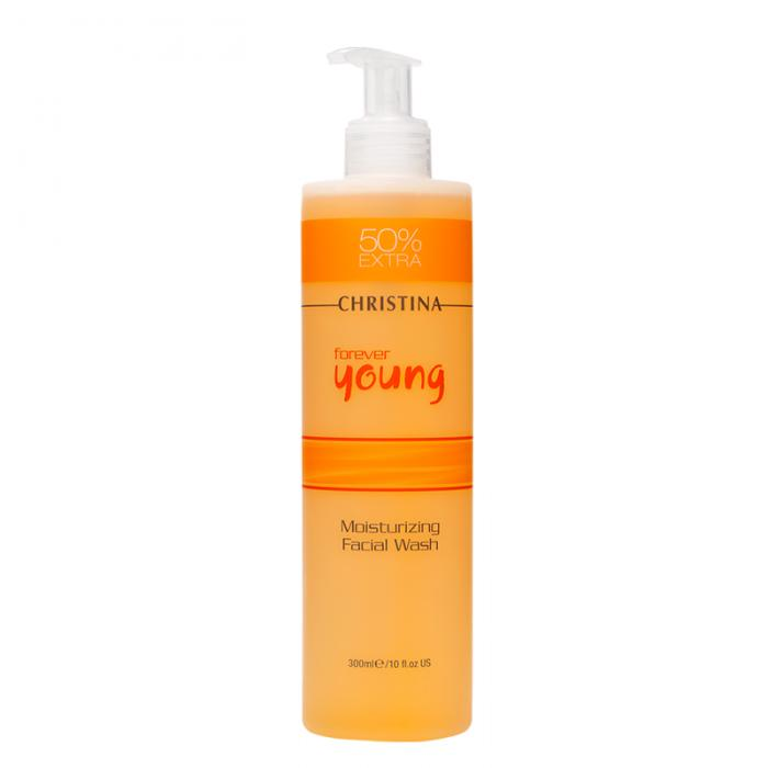 Forever Young Moisturizing Facial Wash