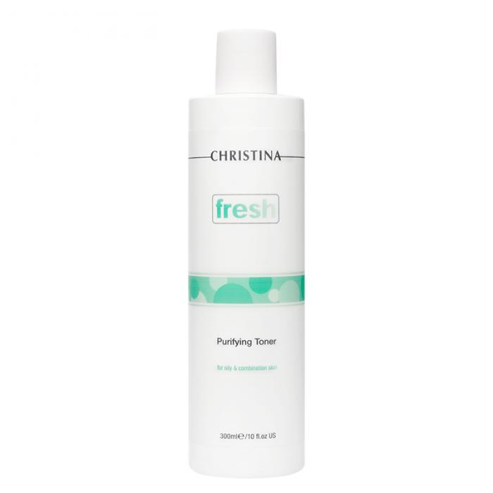 Purifying Toner for Oily and Comb Skin With Lemongrass