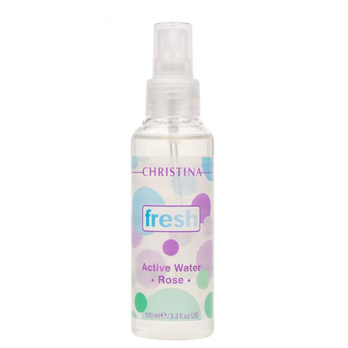 Fresh Active Rose Water