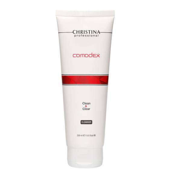 New Comodex Clean & Clear Cleanser