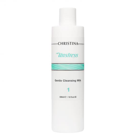 Unstress Gentle Cleansing Milk (Step 1)