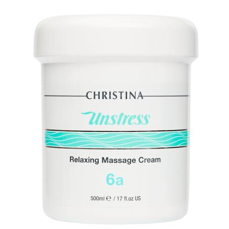 Christina Unstress Relaxing Massage Cream (Step 6a)