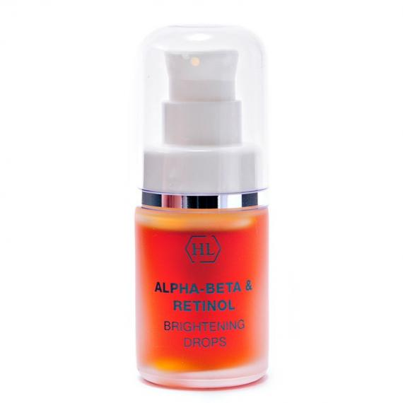Alpha-Beta & Retinol Brightening Drops