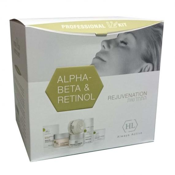 Alpha-Beta & Retinol Kit (проф.)