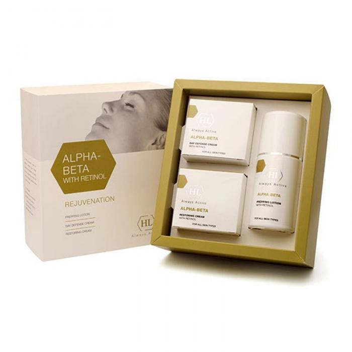 Alpha-Beta & Retinol Rejuvenation Kit