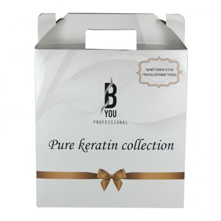 B You Professional Pure Keratin Collection
