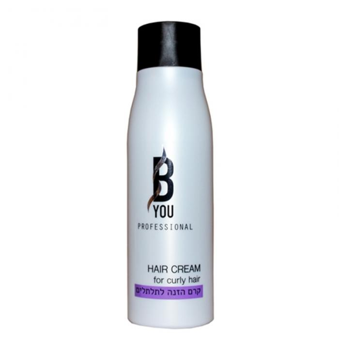 B You Professional Curly Hair Hair Cream