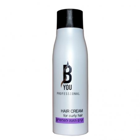 B You Professional Curly Hair Cream
