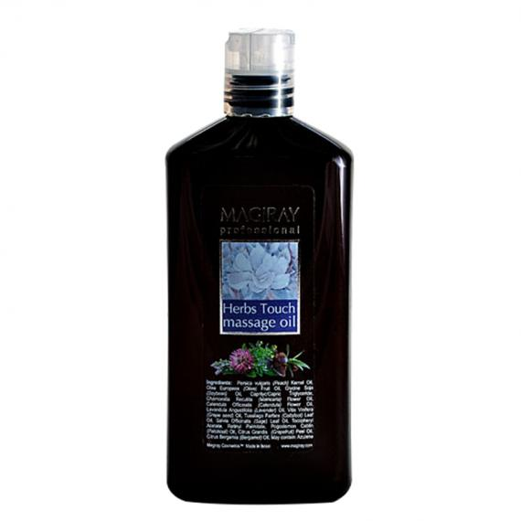 Magiray Herbs Touch Massage Oil
