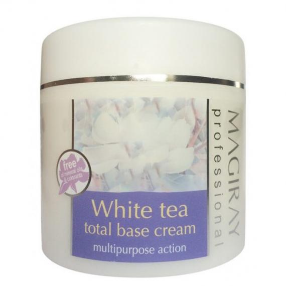 Magiray Total Base Cream White Tea