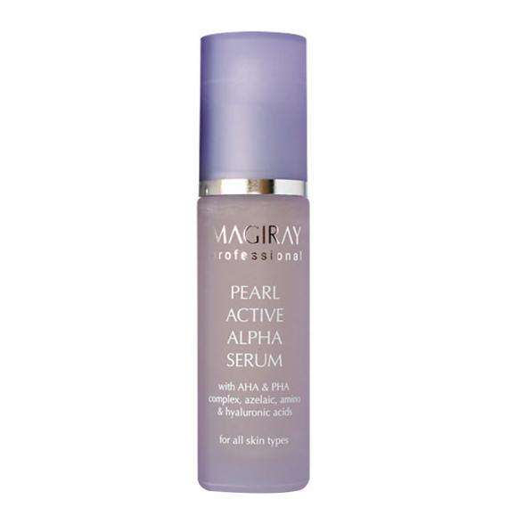 Magiray Pearl Active Alpha Serum AHA 10%
