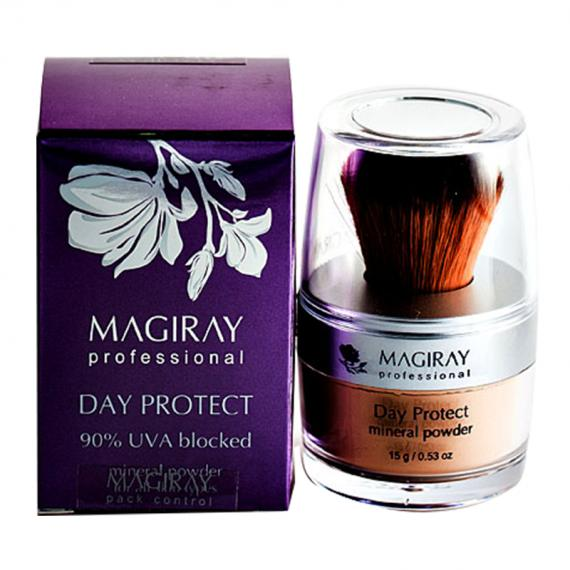 Magiray Day Protect Mineral Powder