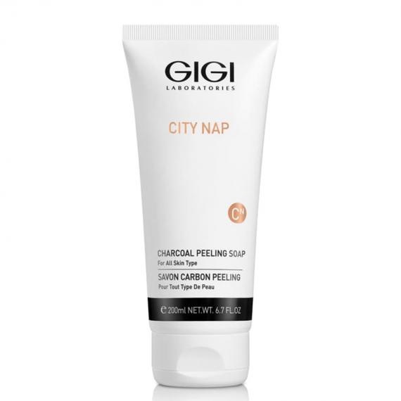 City Nap Charcoal Peeling Soap