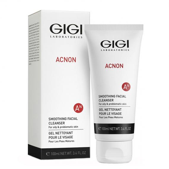 Gi-Gi Acnon Smoothing Facial Cleanser