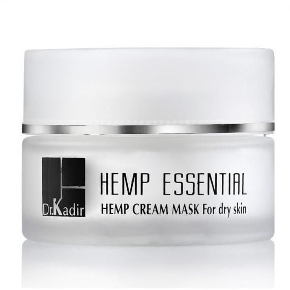 Dr. Kadir Hemp Essential Cream Mask For Dry Skin
