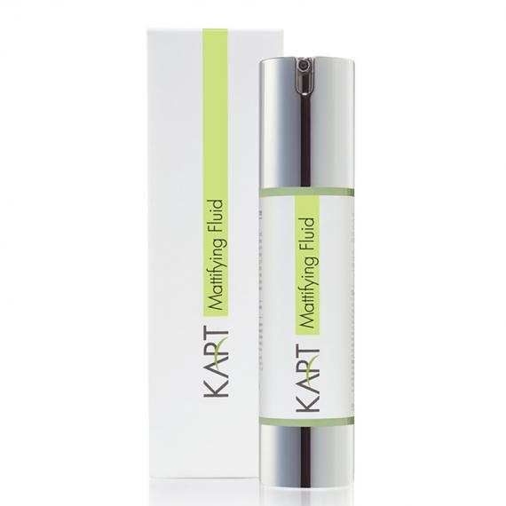 Kart Clear & Matte Mattifying Fluid