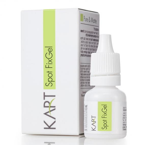 Kart Clear & Matte Spot — Fix Gel