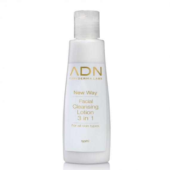 ADN New Way Facial Cleansing Lotion 3 in 1