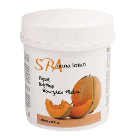 Anna Lotan SPA Yogurt Body Wrap Honeydew Melon