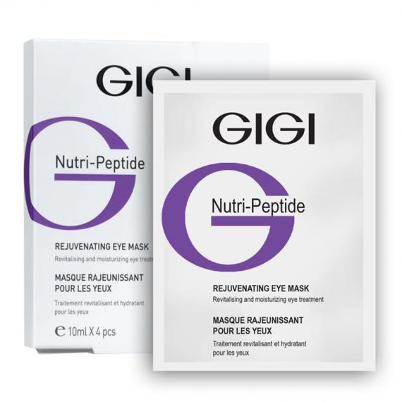 GiGi Nutri-Peptide Rejuvenating Eye Mask