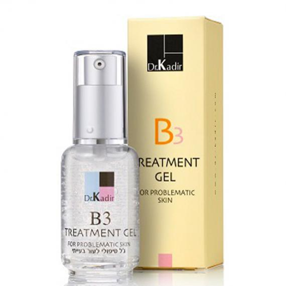 Treatment Gel for Problematic Skin
