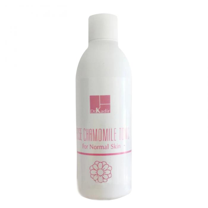 Rose Camomile Tonic for Normal Skin