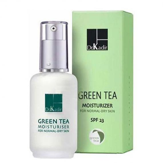 Geen Tea Moisturizing Cream for Normal-Dry Skin SPF23
