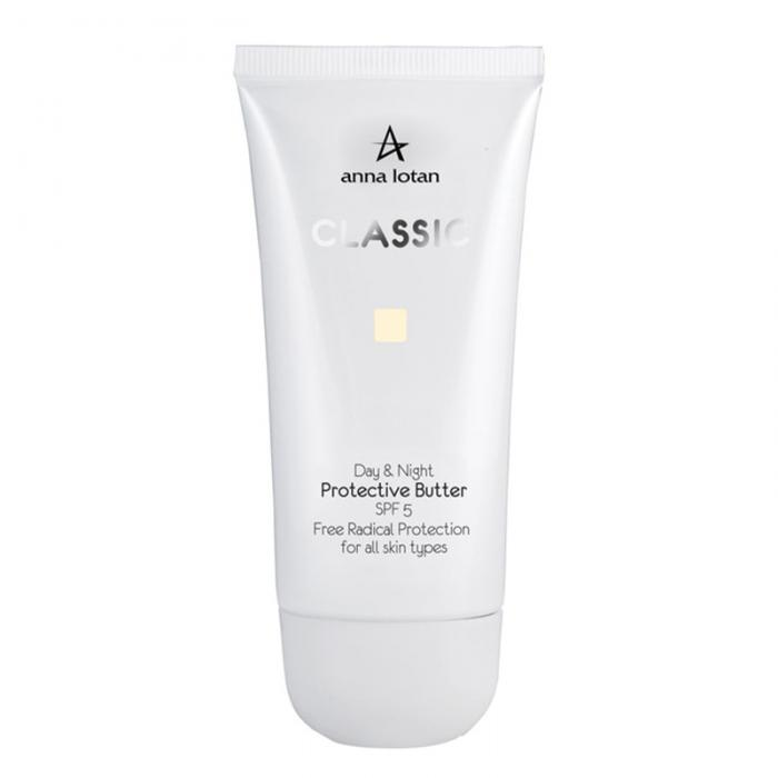 Classic Day and Night Protective Butter SPF5 Free Redical Protection