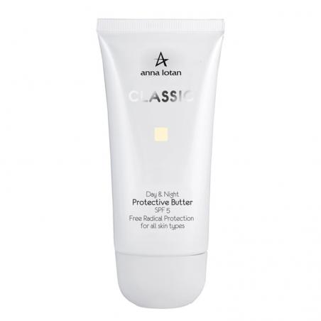 Защитное масло для лица, Anna Lotan Classic Day & Night Protective Butter SPF5 Free Radical Protection