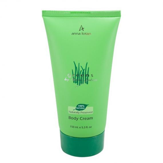 Greens Body Cream