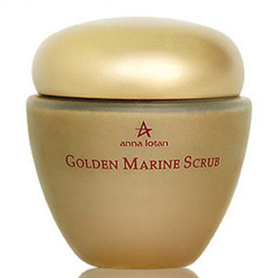 Liquid Gold Golden Marine Scrub