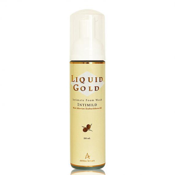 Liquid Gold Intimild Foam Wash