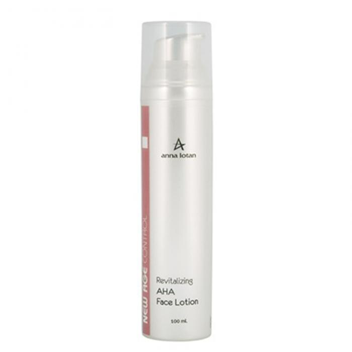 New Age Control Revitalizing AHA Face Lotion