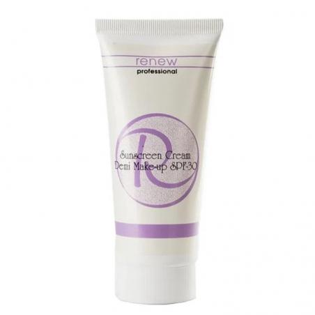 Renew Whitening Sunscreen Cream Demi Make-Up SPF30