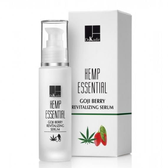 Dr. Kadir Hemp Essential Goji Berry Revitalizing Serum