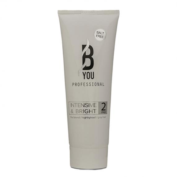 B You Professional Silver Mask